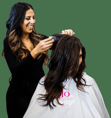 Wedding Hair and Makeup Salon Denver, Colorado