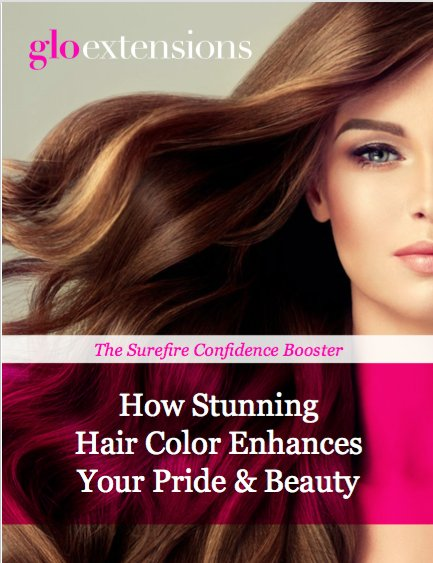 Hair Color Services Salon Free Ebook - Glo Extensions Denver