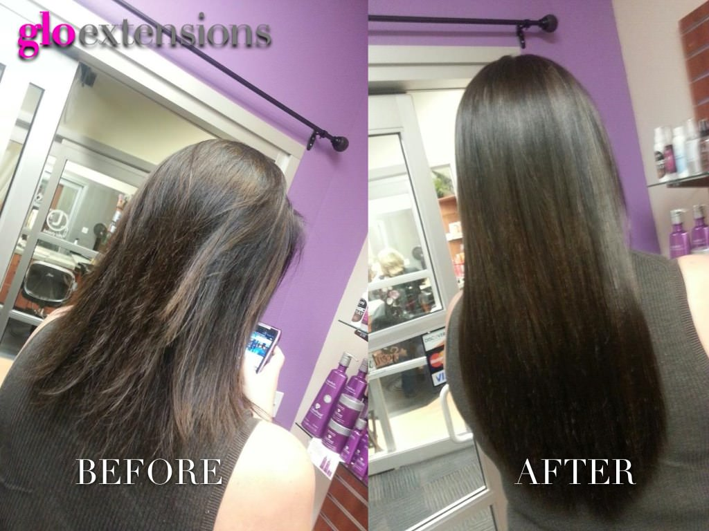 Hair extensions denver reviews glo hair salon 2014 before afters009 pmusecretfo Image collections