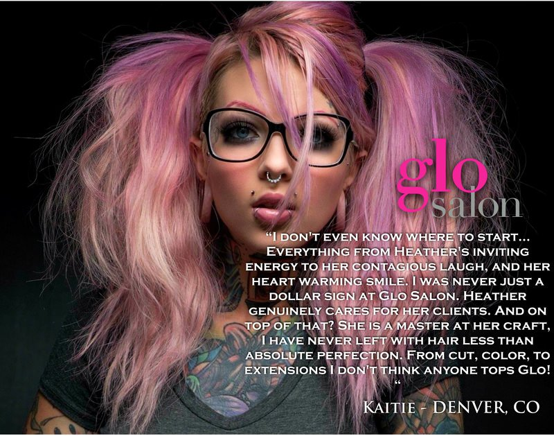 Glo Extensions Reviews - Kaitie