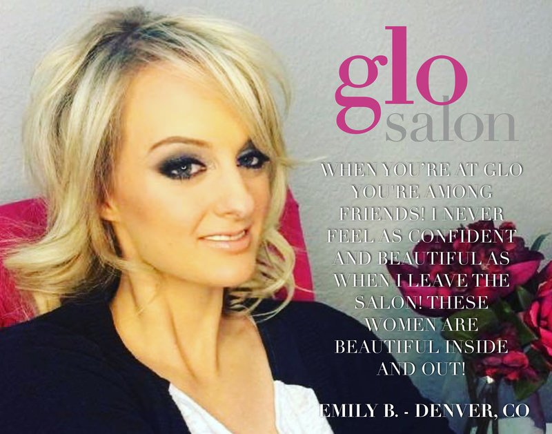 Glo Extensions Reviews - Emily