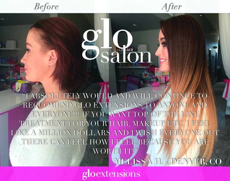 Glo Extensions Reviews - Melissa
