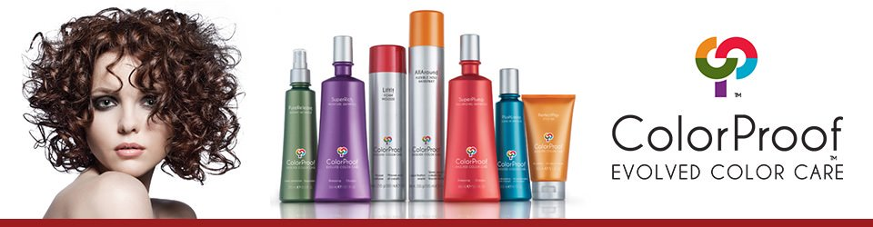colorproof hair care