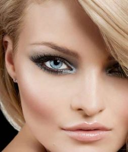 Holiday Makeup Party Trend - The Flirty Fashionista