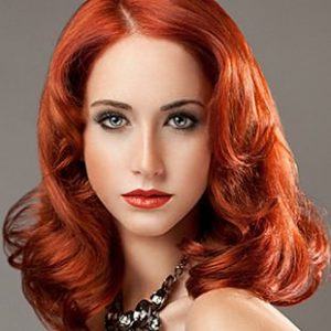 red hair color Denver
