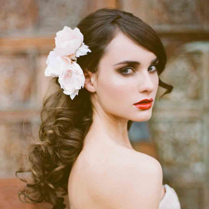 Wedding Hairstyle With Hair Extensions: Wedding Hairstyles In Denver
