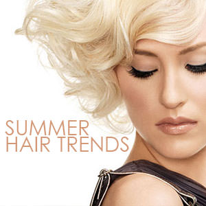 Summer Hair Ideas and Trends 2014