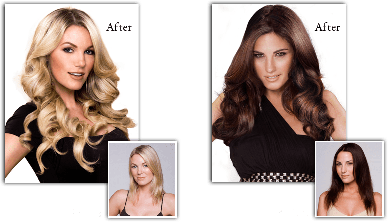 hair extensions Denver, HotHeads hair extensions