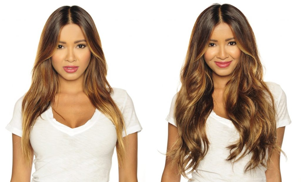 Clip in hair extensions in denver from glo salon clip in hair extensions denver pmusecretfo Image collections