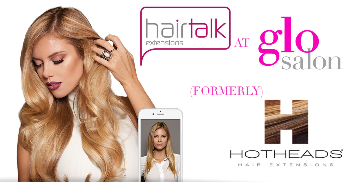 HAIRTALK HOTHEADS EXTENSIONS DENVER