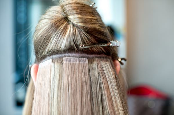 Tape Extensions Denver 69