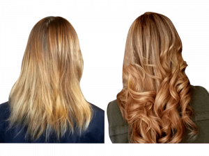 Tape In Hair Extensions Glo Extensions Denver