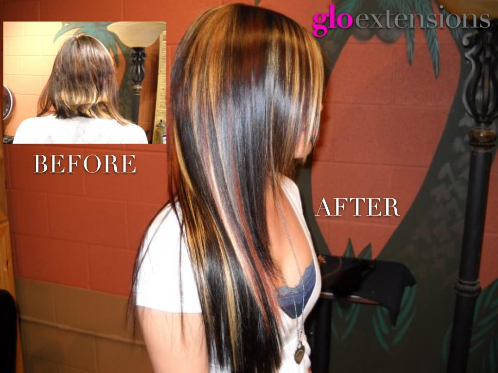 Hair extensions denver triple weft hair extensions for 3 little birds salon