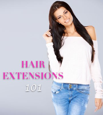 All About Hair Extensions, by the best Salon in Denver