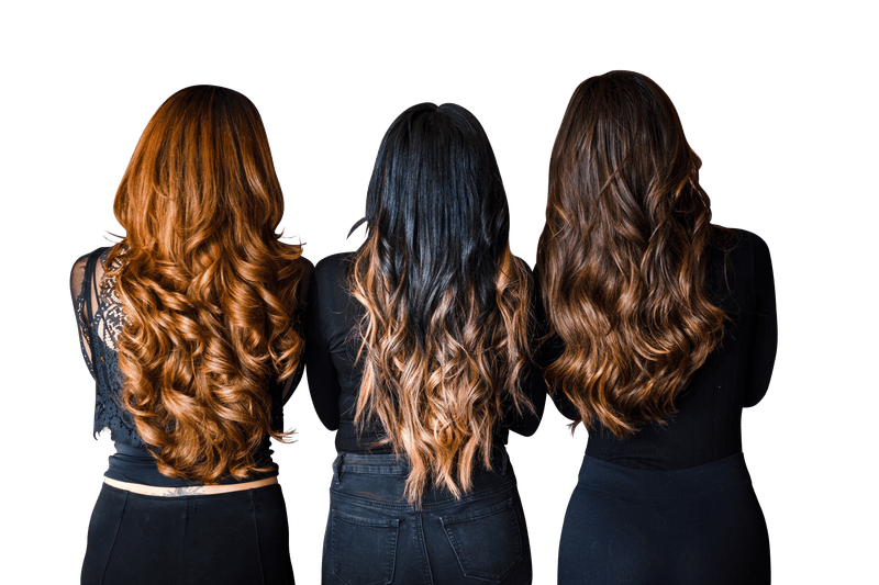 Human Hair Extensions Develop Lovely Long Hair Types Immediately