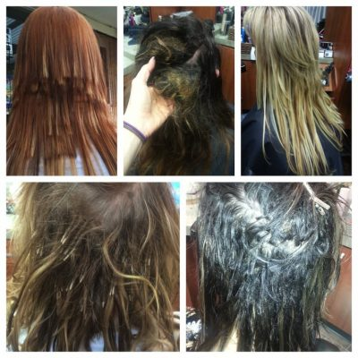 Hair Extensions Corrections Denver