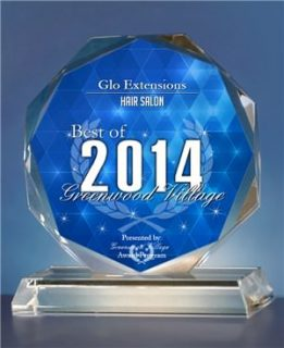 Glo Extensions Receives 2014 Best of Greenwood Village Award