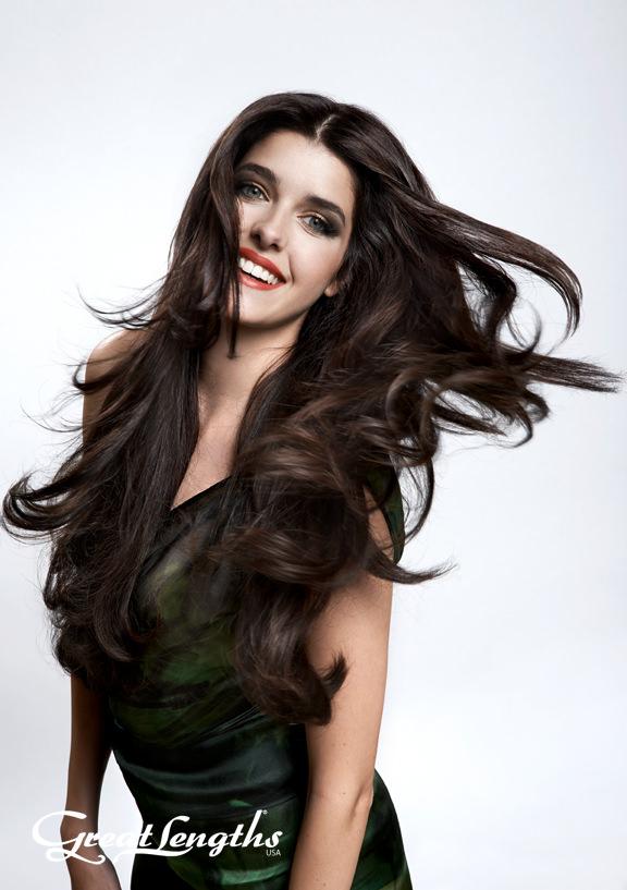 Great Lengths Hair Extensions Denver Clip Ins
