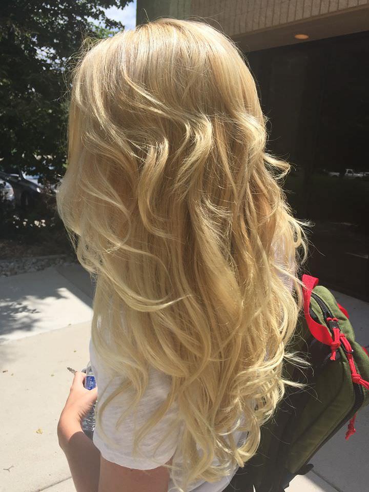 Spring Hairstyles 2015 – Blonde Blonde Blonde