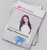 Glo Extensions – Tape- In Extensions Removal