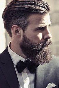 groom hair wedding