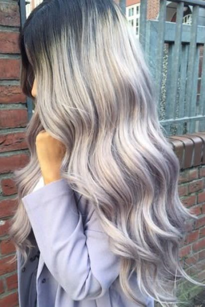Hair Color - Grey, Silver, and White