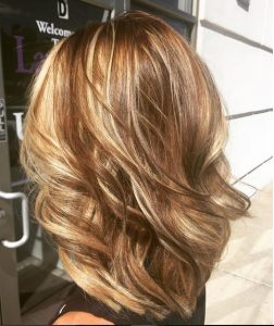 Chocolate Caramel Blonde Hair Colors Glo Extensions Denver