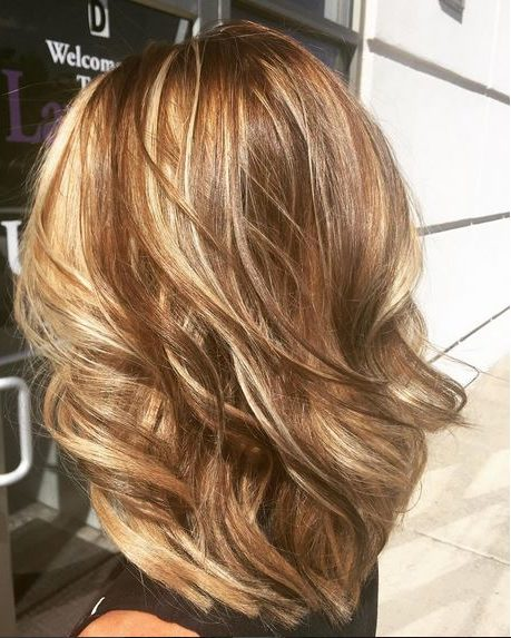 Glo Extensions Denver Fall Blonde 1