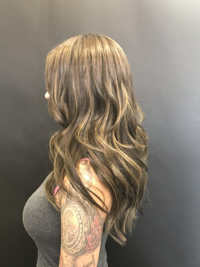 Hair Extensions Can Work On Short Hair By Glo Salon Denver