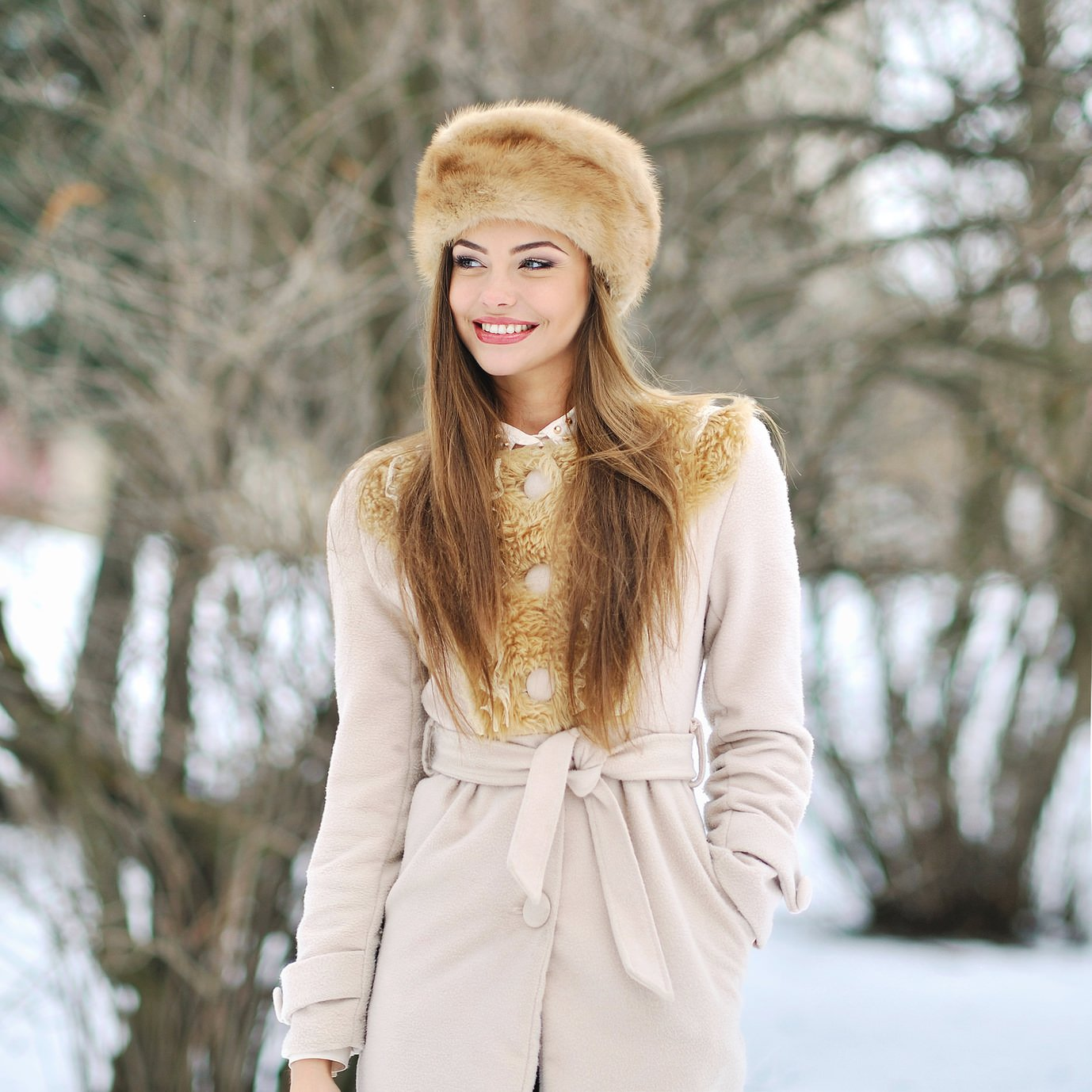 Look Sexy This Winter