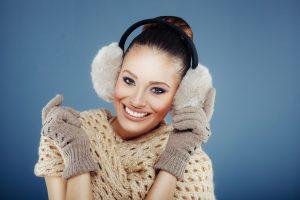 Winter hairstyles: Ballerina Bun