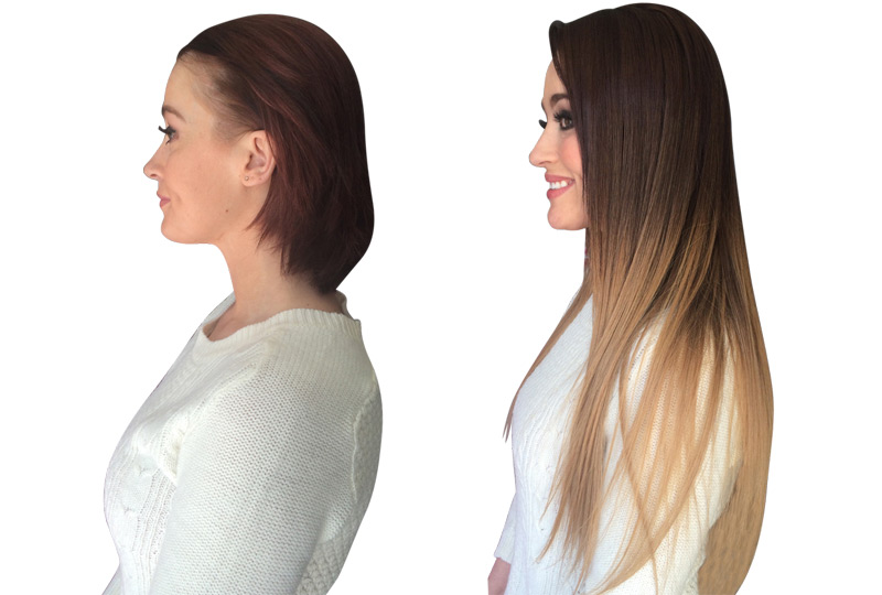 Glo Extensions Denvers Best Hair Extensions Salon