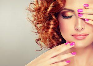 rose gold hair Denver Glo Salon