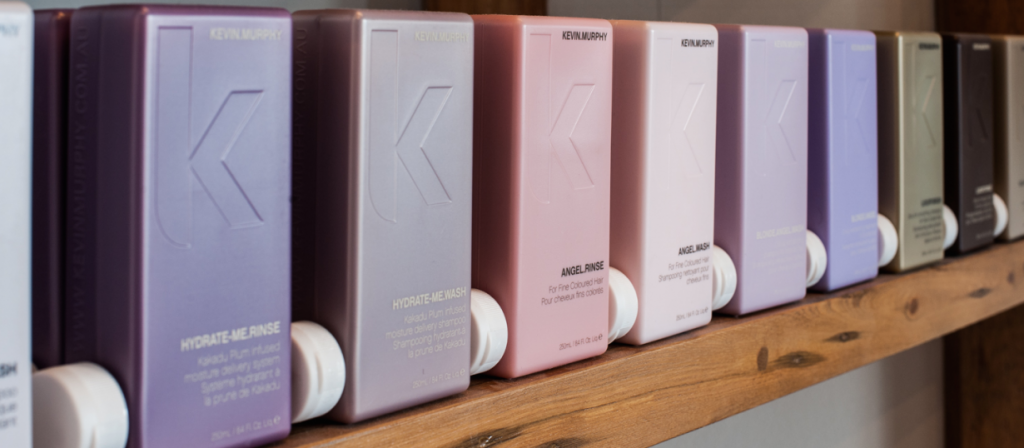 Kevin Murphy products available at Glo Extensions Denver