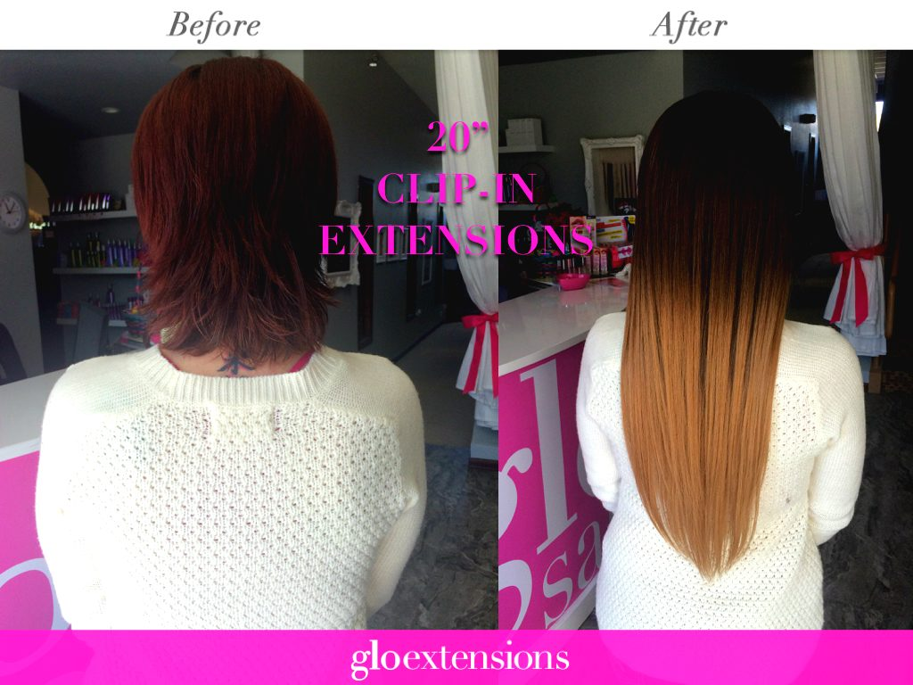 How Long Do Clip In Hair Extensions Last? Glo Extensions Denver Salon