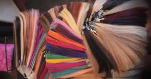 Can You Color Your Hair With Extensions In? - Glo Extensions Denver Salon