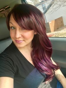 Summer Hair Color Transformation: Before and After - Glo Extensions Denver Salon