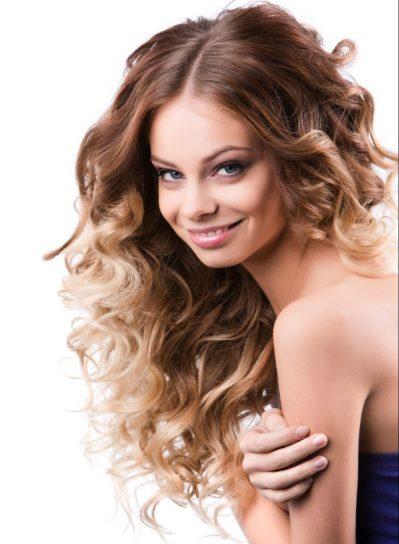 Bohemian Wavy Hairstyles Denver- Glo Extensions Salon