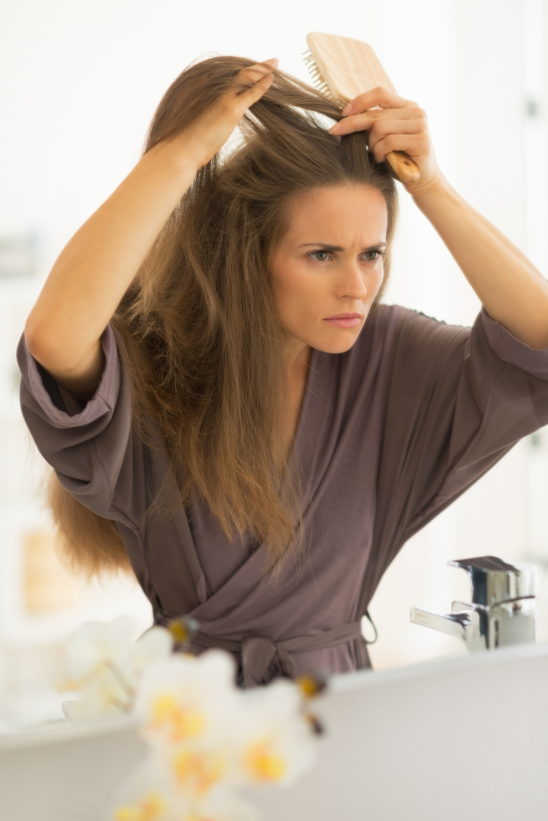 How to Repair Summer Damaged Hair In a Flash