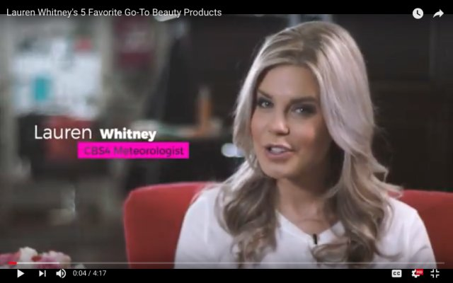 Lauren Whitney's 5 Favorite Beauty Products - Glo Extensions Denver