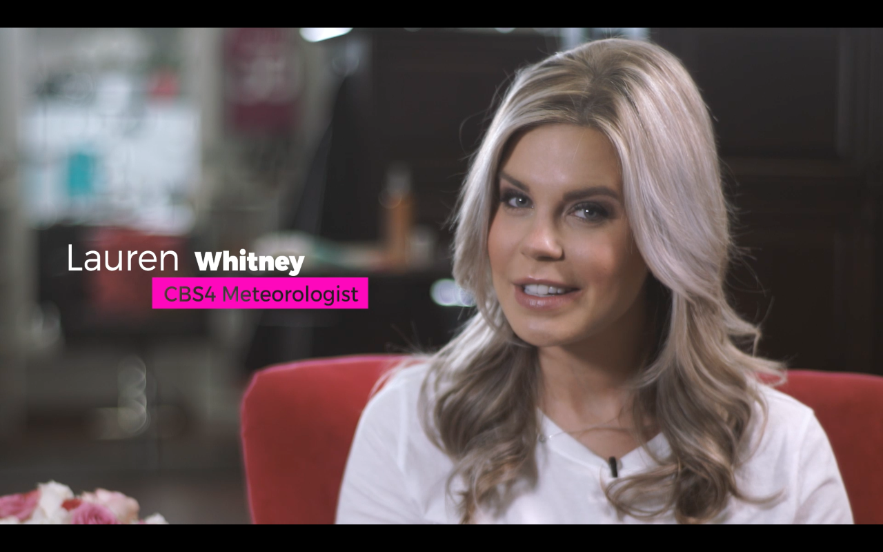 Lauren Whitney's 5 Favorite Beauty Products