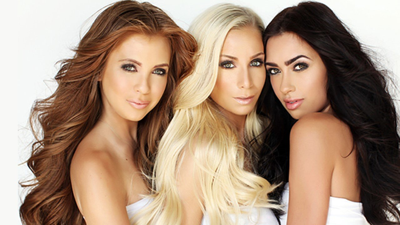 types of hair extensions at glo extensions denver