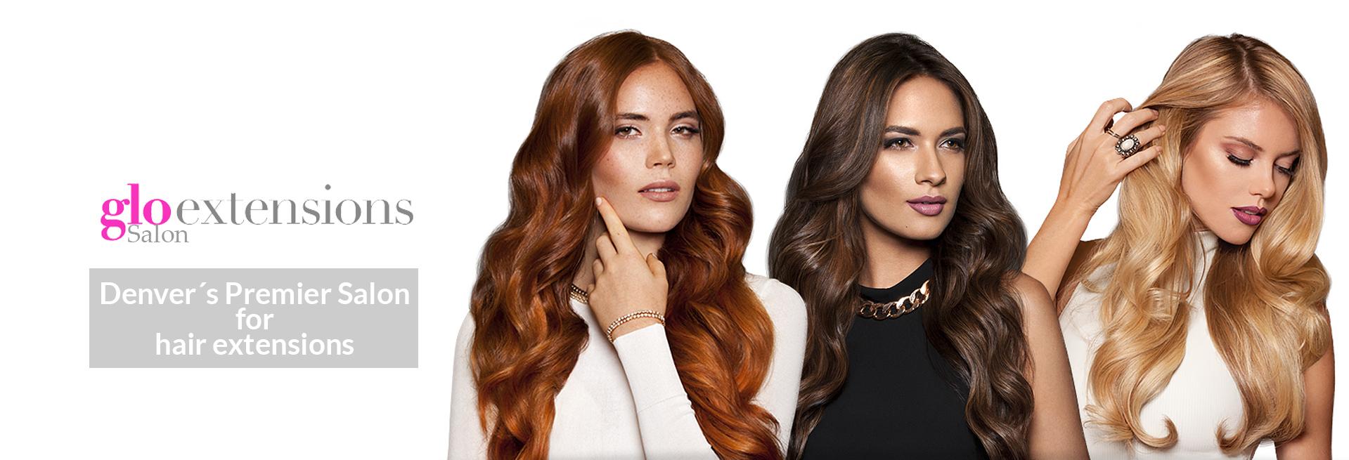 Glo hair extensions salon in denver colorado glo hair extension salon denver colorado pmusecretfo Gallery
