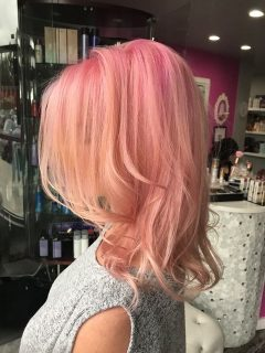 Pink Hair – Don't Care!