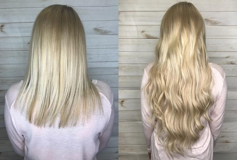 Glo Extensions Denvers Best Hair Extensions Salon