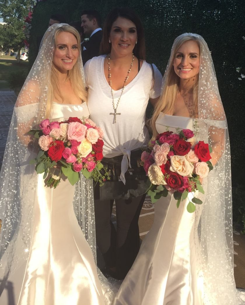 Identical Twins Marry Identical Twins