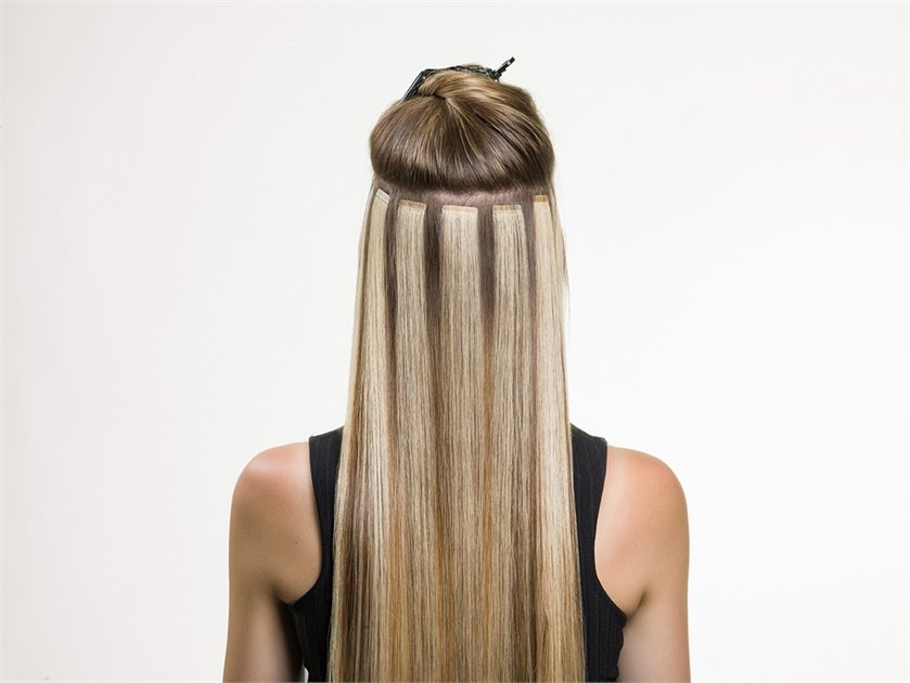 Why Tape In Extensions Are So Popular