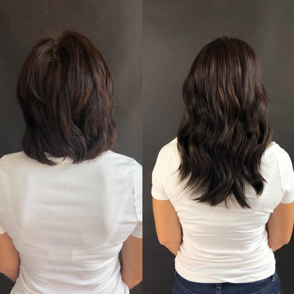 """12"""" Fusion Hair Extensions"""