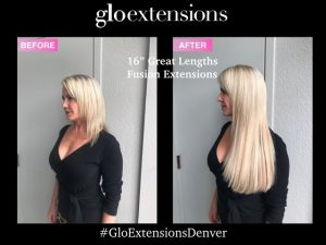 16 great lengths fusion hair extensions denver 2