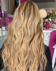 Balayage Looks Hair Extensions
